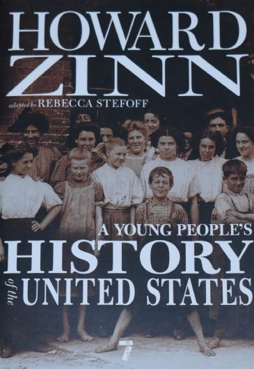 A Young People's History of the United States, by Howard Zinn
